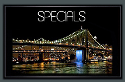 NY Limousine Specials