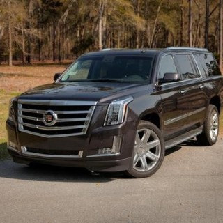 Cadillac Stretch Esv / Extended Sport Vehicle