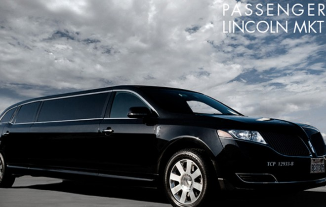 LINCOLN MKT STRETCH LIMOUSINE 6- PASSENGERS