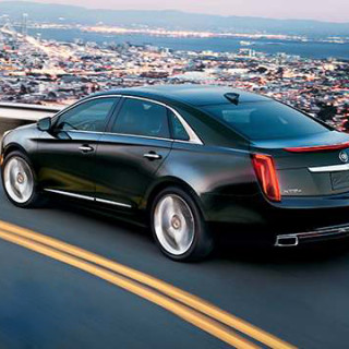 The New Cadillac Xtsl Car 7-Inch Sedan