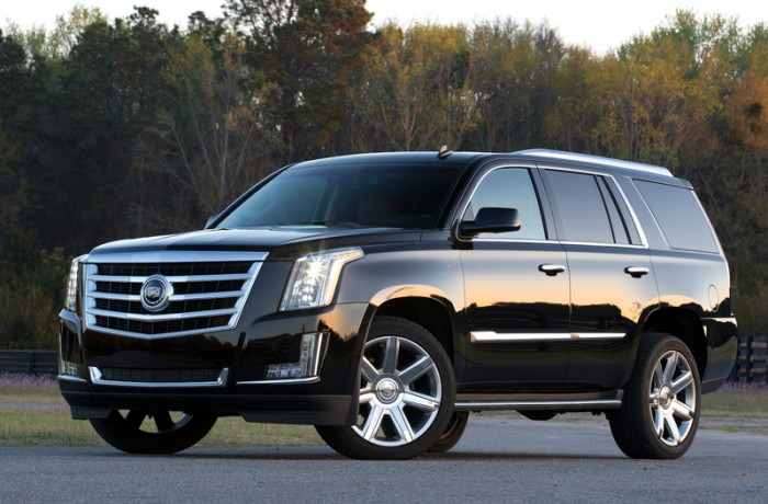 Cadillac Escalade Esv / Extended Sport Vehicle