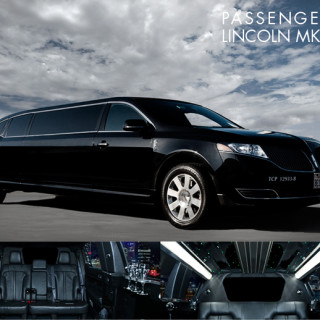 Lincoln Mkt Stretch Limousine 6 Passengers